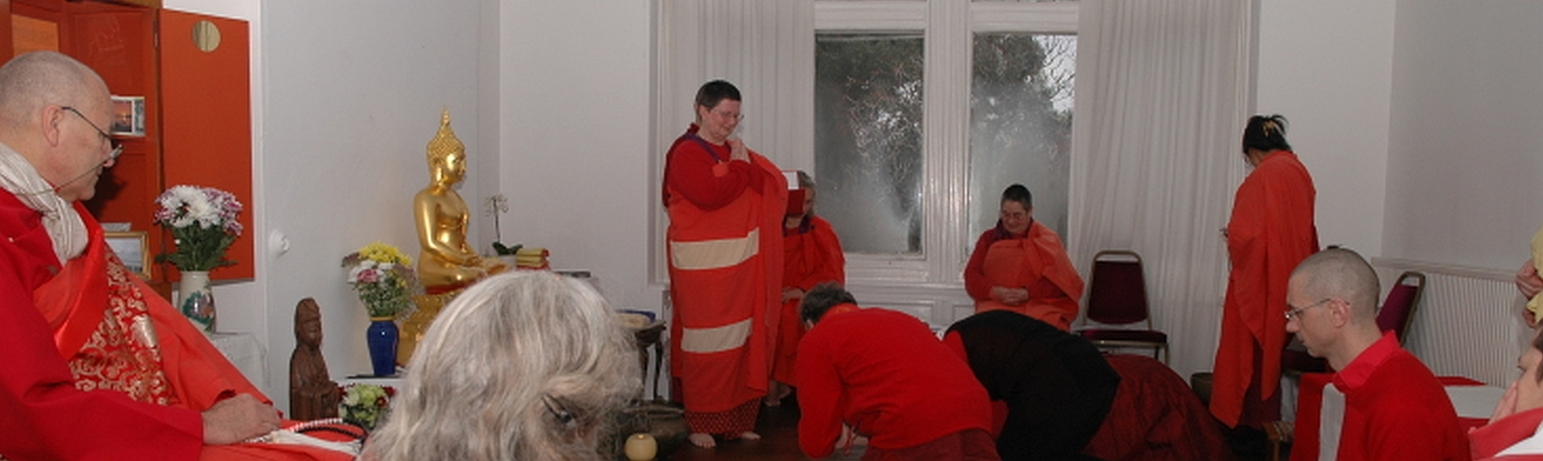 Amida Trust Ceremony