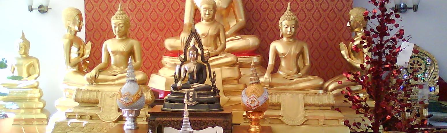 Buddhavihara, Kings Bromley